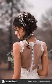 Belle Mariée Coiffure Mariage Et Maquillage Magnifique