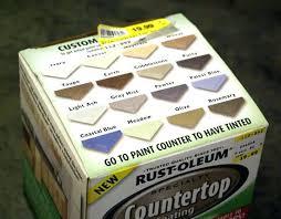 rustoleum rust oleum countertop coating colors big countertop dishwasher