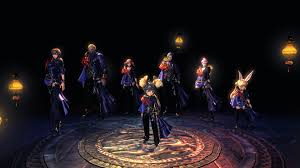 Blade And Soul Clan Outfit Designs Tenacity Cerulean Active Friendly Discord And More