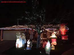 Pleasanton Holiday Lights Best Christmas Lights And Holiday Displays In Pleasanton