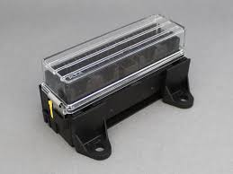 16 way standard blade fuse box modular 12 volt planet standard blade fuse box underside terminals 16 way