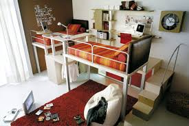 furniture for small spaces bedroom. Bedroom-space-saving-design-ideas Furniture For Small Spaces Bedroom