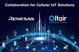 Renesas Design Renesas And Altair Semiconductor Announce Collaboration For