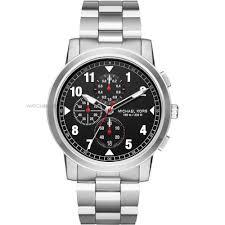 "michael kors watches michael kors uk watch shop comâ""¢ mens michael kors paxton chronograph watch mk8549"