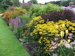Small Picture To Design And Plant Herbaceous Borders