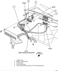 Gmc fuel pump wiring diagram with schematic