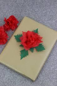 Geschenke Verpacken Weihnachtliche Idee The Inspiring Life
