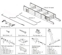 instructions on how to fit a sliding loft ladder bps access solutions blog