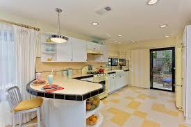 Yellow Kitchen Floor 15 Vintage Kitchen Flooring Ideas 6058 Baytownkitchen