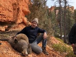 The Man Whose Life Is One Big Grizzly Adventure - Amuse