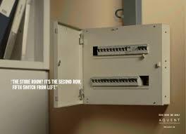 fuse box aquent print ad
