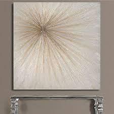 champagne fire glitter wall art art
