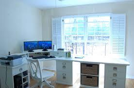 pottery barn bedford rectangular office desk. Pottery Barn Bedford Home Office Update Rectangular Desk N