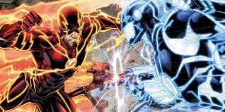 The Zoom The Flash Season 2 Its Zoom Vs Flash Zoom Kills It