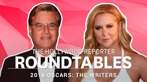 Writers Round Table Amy Schumer Aaron Sorkin And More Writers On Thrs Roundtables