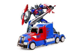 <b>Радиоуправляемый</b> трансформер MZ Optimus Prime 1:14 - 2335P