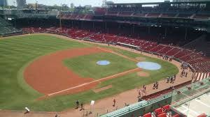 Fenway Seating Chart Pavilion Box Fenway Park Pavilion Box 12 Rateyourseats Com