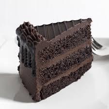 chocolate fudge cake slice. Modren Chocolate Chocolate Fudge Cake To Slice