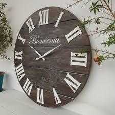 20 inch large wall clock wall decor