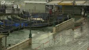 La Cité Des Doges Est En Proie à Des Pluies Diluviennes 29102018