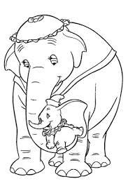 Dumbo Immagine Da Colorare N 1034 Cartoni Da Colorare