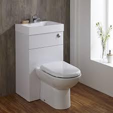 Milano Linton Combination Toilet Basin Unit ...
