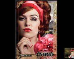 great gatspy myrtle 1920s makeup tutorial makeup vine
