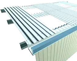 roofing sheet translucent corrugated polycarbonate roof panel