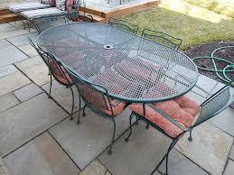 garden furniture wrought iron. Wrought Iron Patio Furniture Elegant Black Metal Mesh Garden Zhis - 39 Stylish A