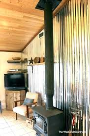 steel interior wall panels corrugated metal for walls outstanding garage