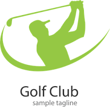 Golf club Logo Vector (.AI) Free Download