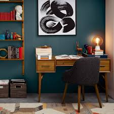 mid century office furniture. Mid Century Desk Acorn West Elm Photo Details - These Gallerie We Try To Present That Office Furniture