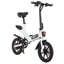 DOHIKER Y1 <b>Electric</b> Folding <b>Bike</b> 14 inch wheels 350W 25km/h ...