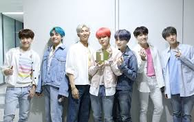 K Pop Band Bts Become First Korean Act To Top Uk Charts