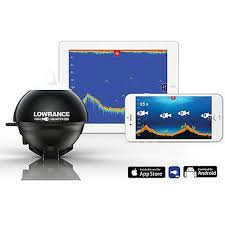 lowrance fishhunter pro wireless fish finder for smartphone view 1