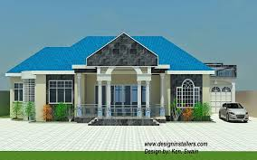 modern house plan kenya beautiful three bedrooms two bathrooms a kitchen on 4 bedroom house plans