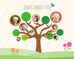 Make A Family Tree Online Free Build A Custom Diy Family Tree For Free With Canvas