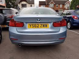 BMW 3 Series bmw 3 series advert : New Shape) 2013 BMW 3 Series 2.0 -- 316d ES (start/stop) Great ...