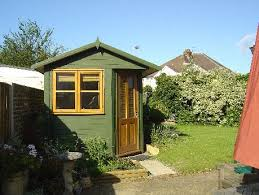 Small Picture Garden shed design in shepperton Extra Rooms