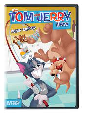The Tom And Jerry Show Season 1 Part 2: Funny Side Up Movie Review -  Drugstore Divas