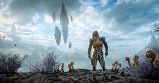 <b>Mass Effect</b>: <b>Andromeda</b> is a thrilling sci-fi drama stuck to a boring ...