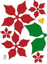 Paper Crafts For Christmas Eri Doodle Designs And Creations Make A Paper Christmas Flower