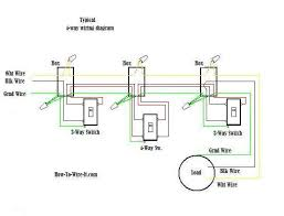 wiring diagram for switch wiring diagram 3 way switch wiring diagram more than one light electrical