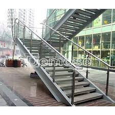 prefab metal stairs. Unique Prefab Outdoor Stairs Prefab Metal Public Stair  Buy RailingOutdoor  PrefabBasement Product On Alibabacom And V