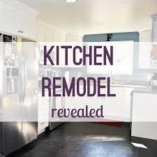 Remodeled Kitchen Kitchen Remodel Archives Bexbernard