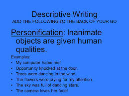 descriptive essay examples about an object compare and contrast  13 descriptive writing