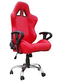 racing seat office chair uk. red racing office chair bucket seat uk