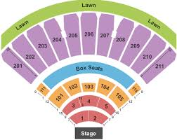 Orlando Amphitheater Seating Chart White River Amphitheatre Tickets With No Fees At Ticket Club