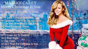Mariah Carey Christmas Album | Mariah carey christmas, Best christmas  songs, Classic christmas songs