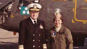 Profiles in Leadership: CAPT Wendy Lawrence '81, USN (Ret.) - YouTube